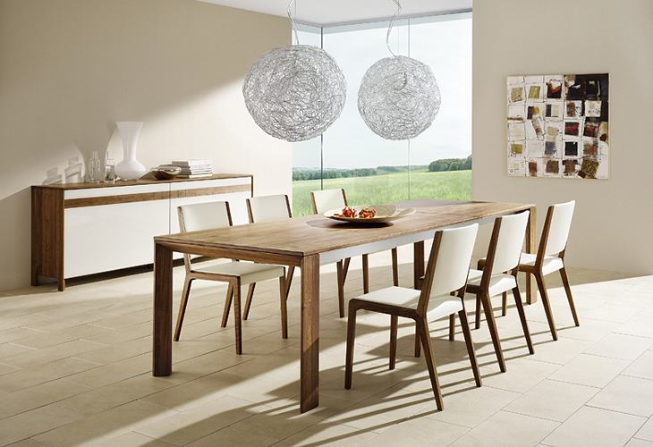 2 wood dining room furniture modern table astonishing decoration all set 4