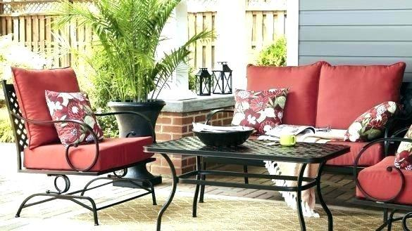 dining chairs patio sets furniture set with swivel 9 piece outdoor lowes  outside tables