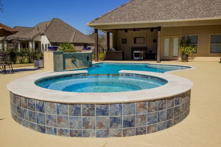 Pool Contractors | Bay Pool Company | Denham Springs LA, Bay St