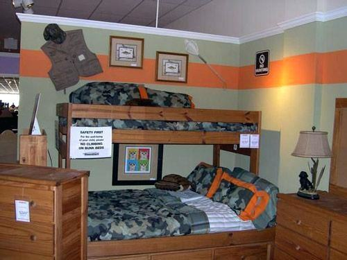 military bedroom decor themed rooms uflage boys room for 2 boys room  designs decorating military room