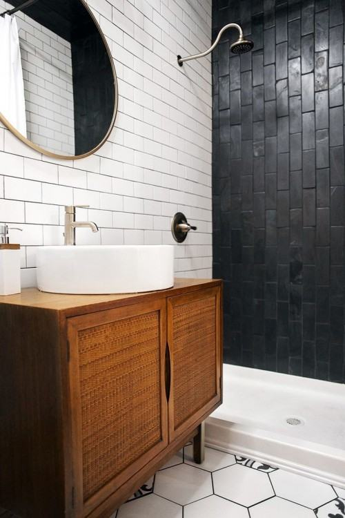 Back To B and Q  Bathroom Design Ideas