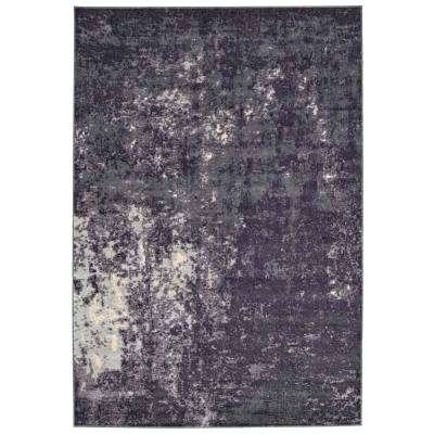 purple grey rugs purple 8 ft x ft area rug