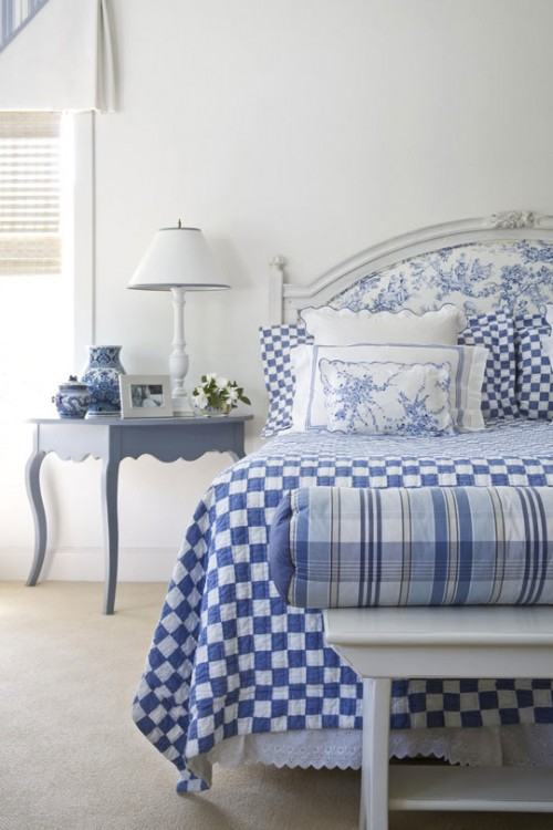 Full Size of Blue Black And White Bedroom Designs Painted Wall Ideas Decorating  Dark Paint For