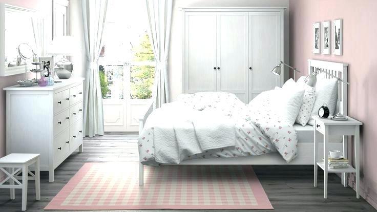 Ikea White Bedroom Furniture Malm Oak Elegant Sets The Interior Design Set