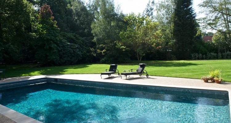 Furniture Outdoor Swimming Pool Ideas Outdoor Swimming Pool In The Uk  10 Stunning Backyard Pool Design