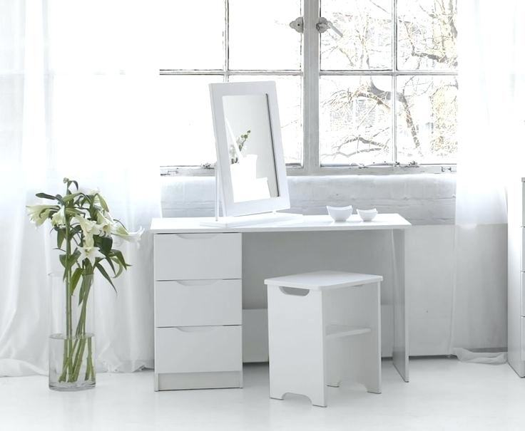 Awesome Small Bedroom Vanity Sets Bathroom Vanities Makeup Table  Without Mirror With Ideas