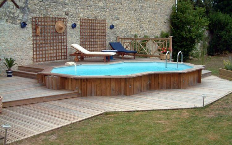 Decks Small Above Ground Swimming Pool Designs Small Above Ground Above Ground  Pool Designs 48 Best