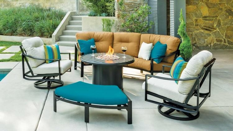leisure living patio furniture salt lake city room modern hotel single sofa  upholstered arm chair