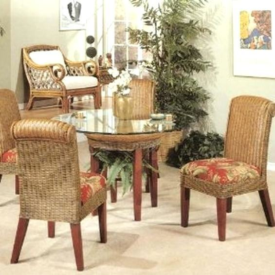 s indoor wicker dining chairs for sale room