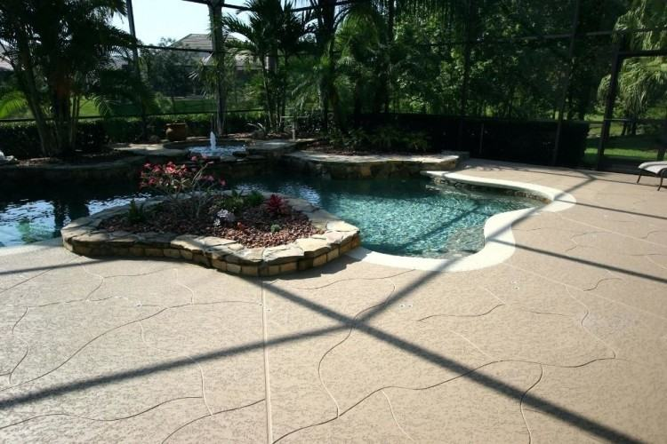 stamped concrete pool deck stamped concrete pool deck stamp concrete pool  deck patio area stamped concrete