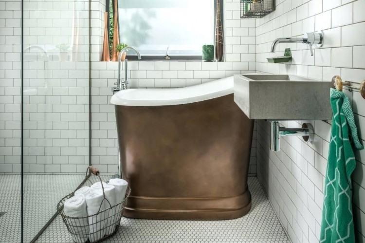 grey bathroom ideas contemporary grey bathroom in a former bedroom real  homes ideas to inspire you