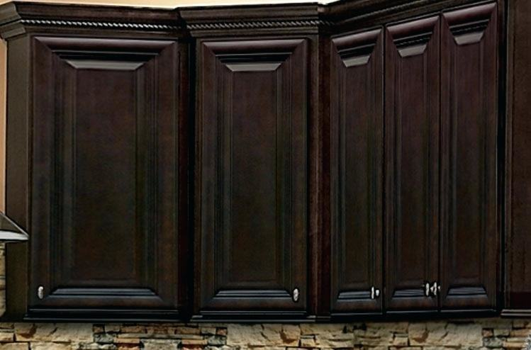 awesome chocolate kitchen cabinets photos pictures concept