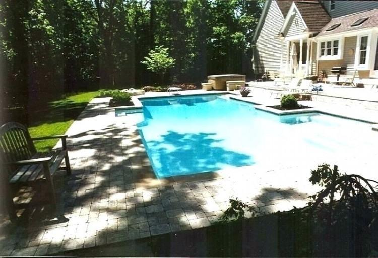 Image of: Backyard Pool On A  Budget