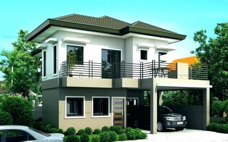 2 Storey House Designs Philippines
