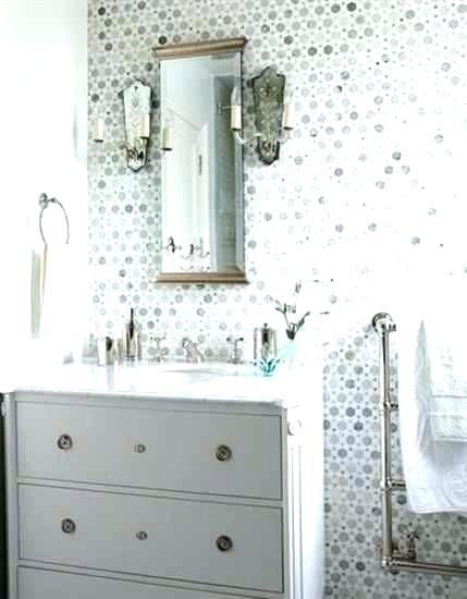 awesome bathroom wallpaper ideas best wallpaper