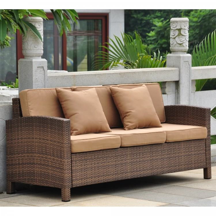 outdoor dining garden treasures woven patio dining chair lowes wicker  chairs furniture lowes wicker conversation set