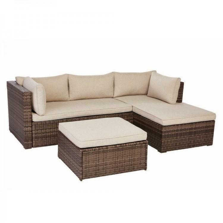 beacon hill metal patio sectional metal sectional patio furniture  belham living edgewood metal patio sectional metal