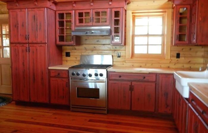 log home kitchen log cabin kitchen cabinets