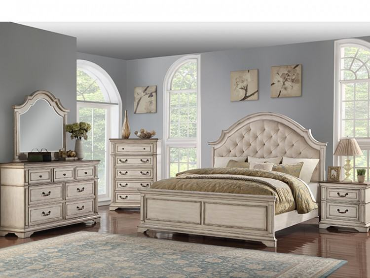 I love the PBteen Chatham Suite Geo Bedroom on pbteen