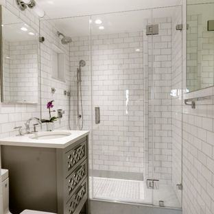 Architecture: Small Bathroom Designs
