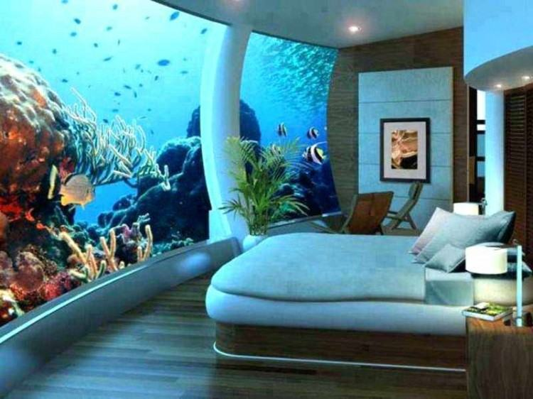 unique bedroom idea
