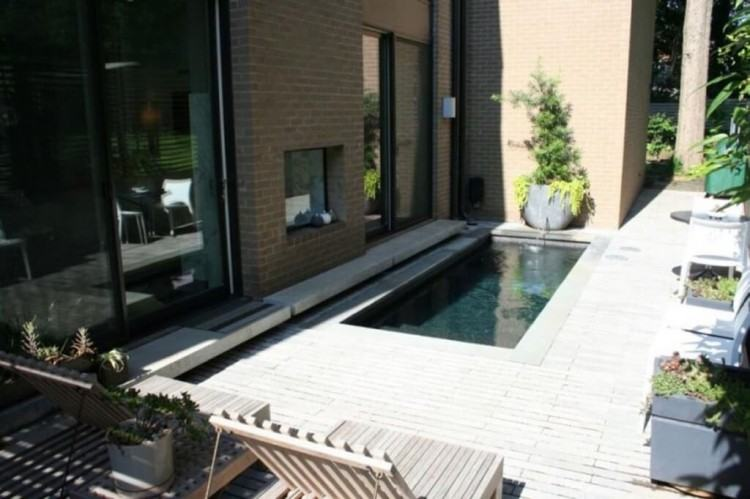 covered swimming pools design
