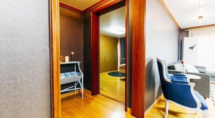 Hoteleingang Zimmer Zimmer