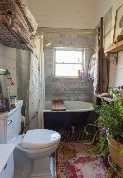 Modern Master Bathroom Remodeling