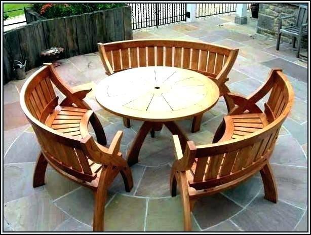 foldable patio table