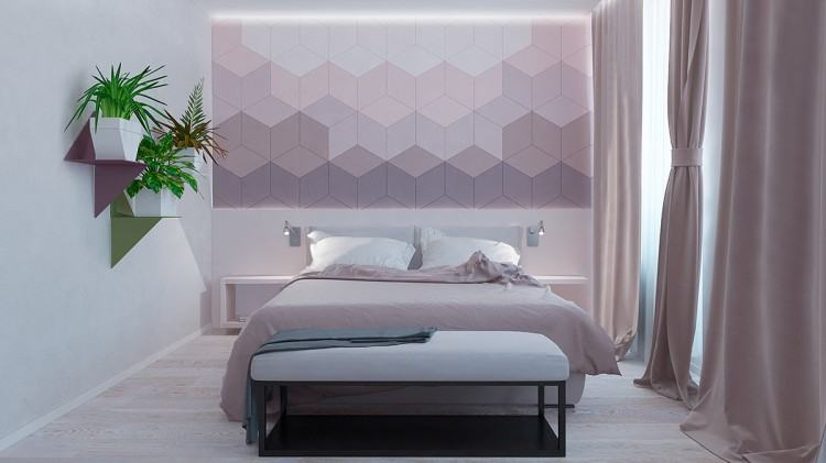 accent wall paint ideas bedroom