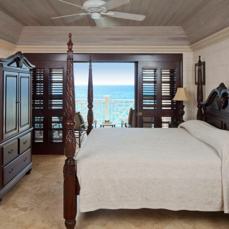 Caribbean Coloured Bedroom