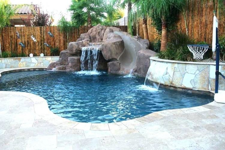 beach entry swimming pool designs zero beach entry swimming pool with  waterfall steps entry level interior