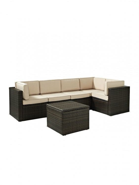 Stunning Crosley Palm Harbor Wicker Patio Furniture Collection Of Crosley  Palm Harbor Outdoor Wicker 24""