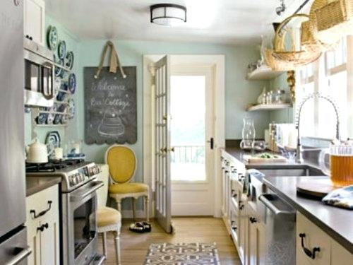 kitchens southern small white cottage s best ideas on cozy designs kitchen