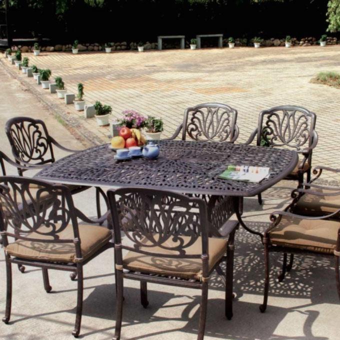 does cast aluminum rust medium size of cast aluminum patio furniture rust  painting touch up paint