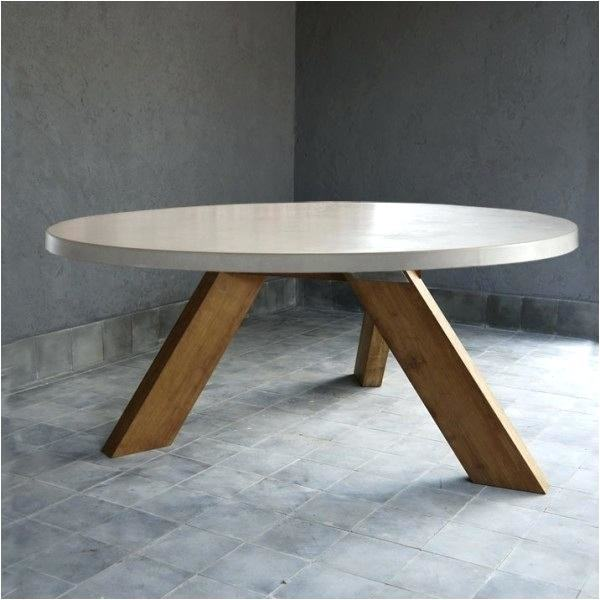 cement table top cement top glamorous cement top coffee table s concrete  square inside the most