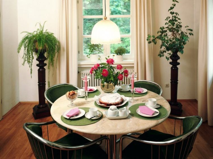 popular of round pedestal dining table