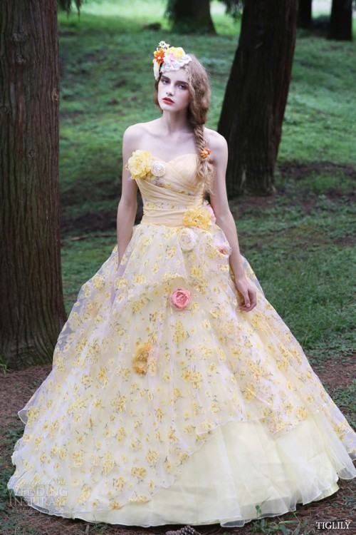 it looks great next to my teal bridemaid dresses but i'm afraid  it will