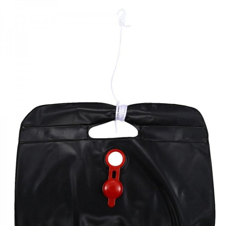 shower water bag