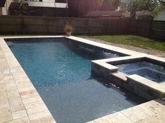 Pool design that keeps things simple and understated [Design: Lost West  Landscape Architects]