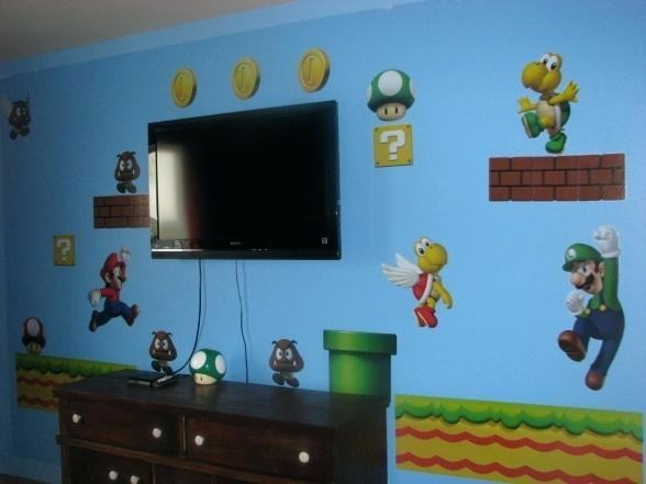 super mario bedroom super mario bros bedroom set