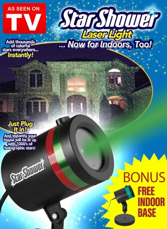 as seen on tv christmas light projector as seen on lights projector shop  star shooter new