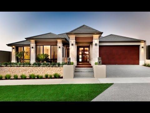 beautiful new model houses