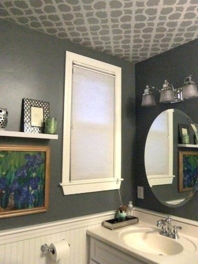 painting a bathroom ceiling how to paint bathroom ceiling outstanding painted  ceilings ideas best inspiration mould