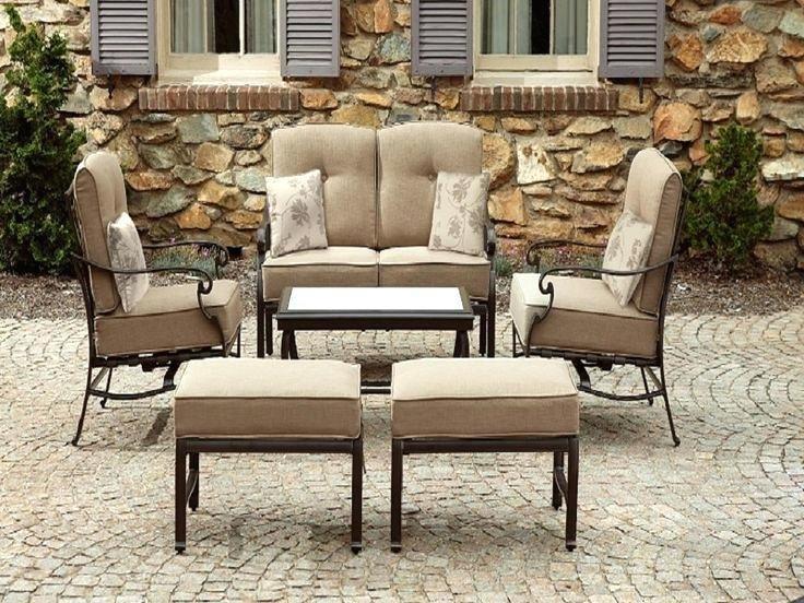lazy boy patio furniture replacement cushions lazy boy patio sears la z boy  outdoor patio dining
