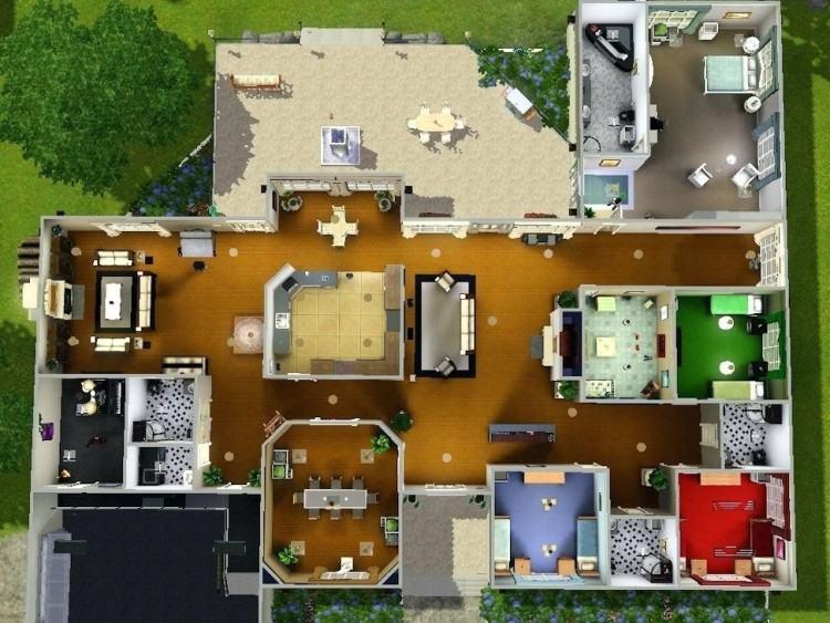 4 bedroom house designs