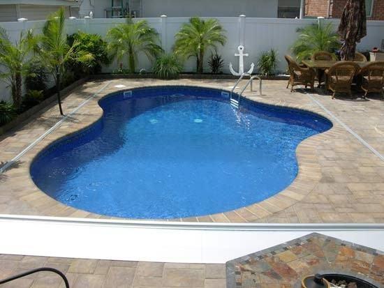 best backyard landscape design around pool