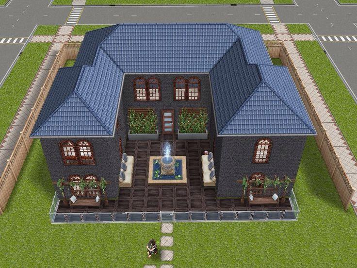sims freeplay house floor plans cool