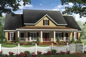 Styles include country  house