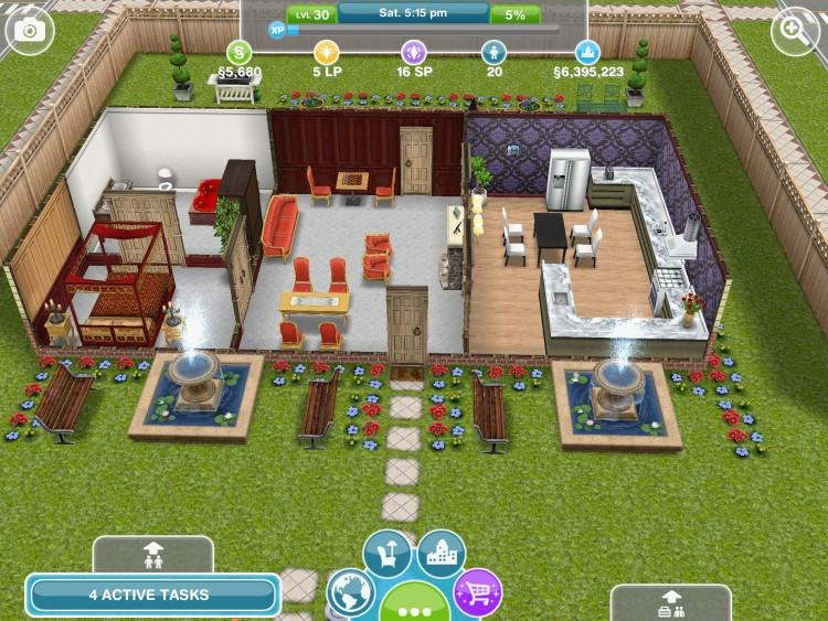 Attractive Sims Freeplay House Design Ideas for Easylovely Designing  Plan 38 with Sims Freeplay House Design